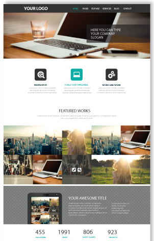 Tendances du webdesign