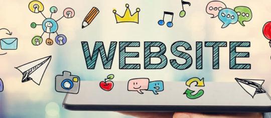 site web à Genève